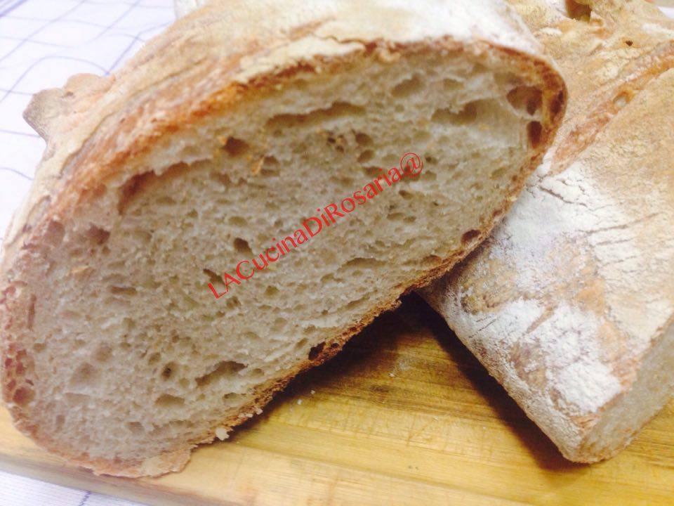 Pane con farina mista