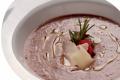 Una ricetta al giorno per Natale e Capodanno: Crema di borlotti Lamon al rosmarino e grana padano.