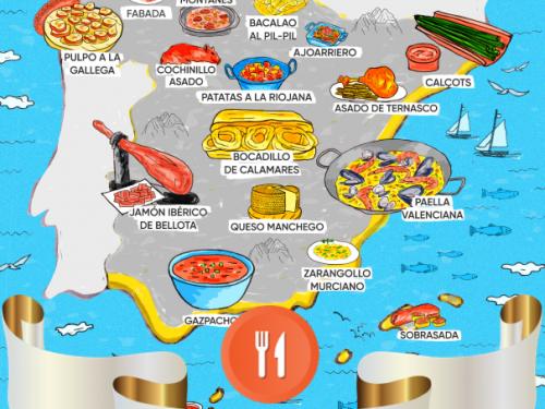 La cucina galiziana è una delle principali risorse economiche e turistiche della regione.