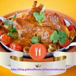 Come preparare il capretto alla calabrese, piatto tipico del periodo delle feste pasquali.
