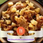 Come cucinare il capretto alla napoletana, piatto tipico del periodo delle feste pasquali.
