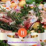 Come cucinare il capretto alla sarda, piatto tipico del periodo delle feste pasquali.