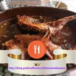 Come cucinare il capretto in padella, piatto tipico del periodo delle feste pasquali.