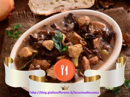 Come cucinare il capretto in umido, piatto tipico del periodo delle feste pasquali.