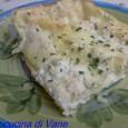 Lasagne salmone e philadelphia