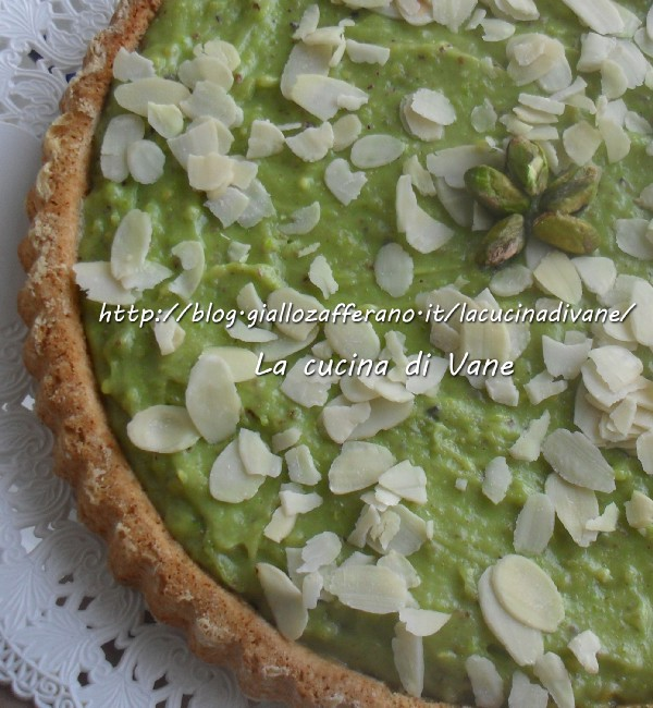 Crema al pistacchio per dolci ricetta