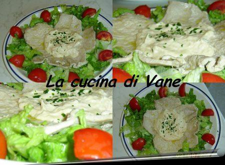 Vitello con salsa tonnata light
