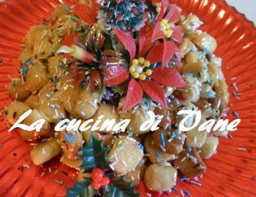 Menu vigilia di Natale dall'antipasto al dolce