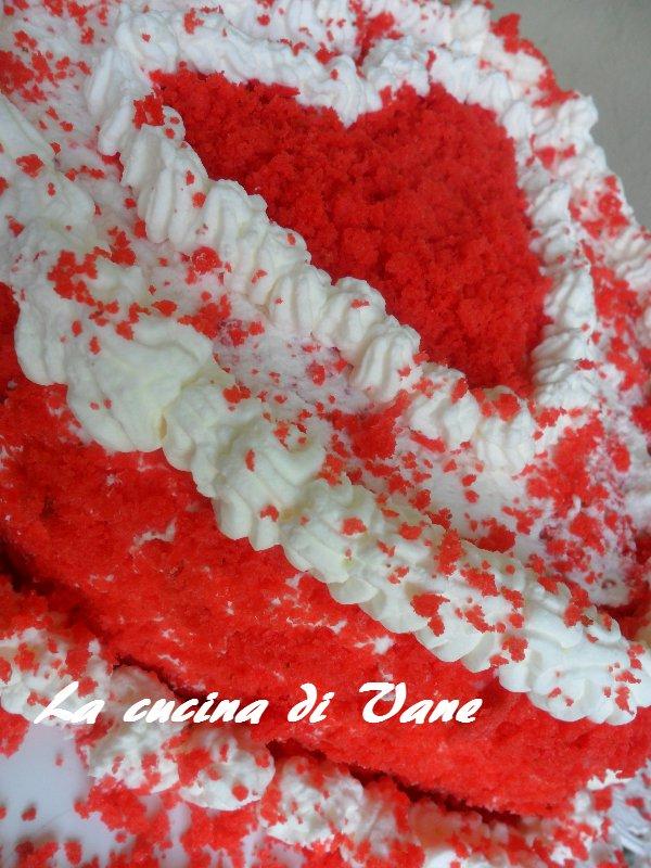Torta Red Velvet Ricetta Bimby la Red Velvet Cake è Una Torta