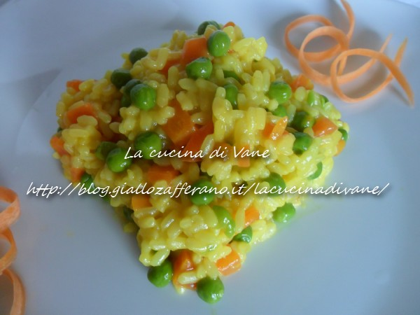 alla vodka risotto alla primavera the risotto alla primavera solid but ...