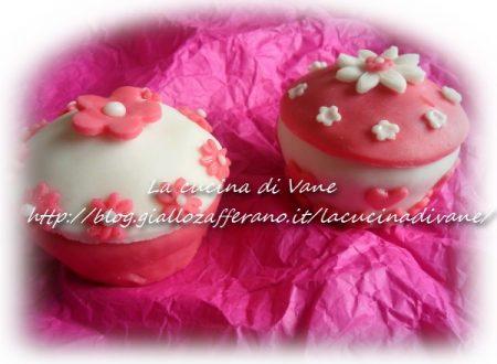 Cupcakes decorati per la festa della mamma