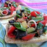 Friselle alla mediterranea | ricetta estiva
