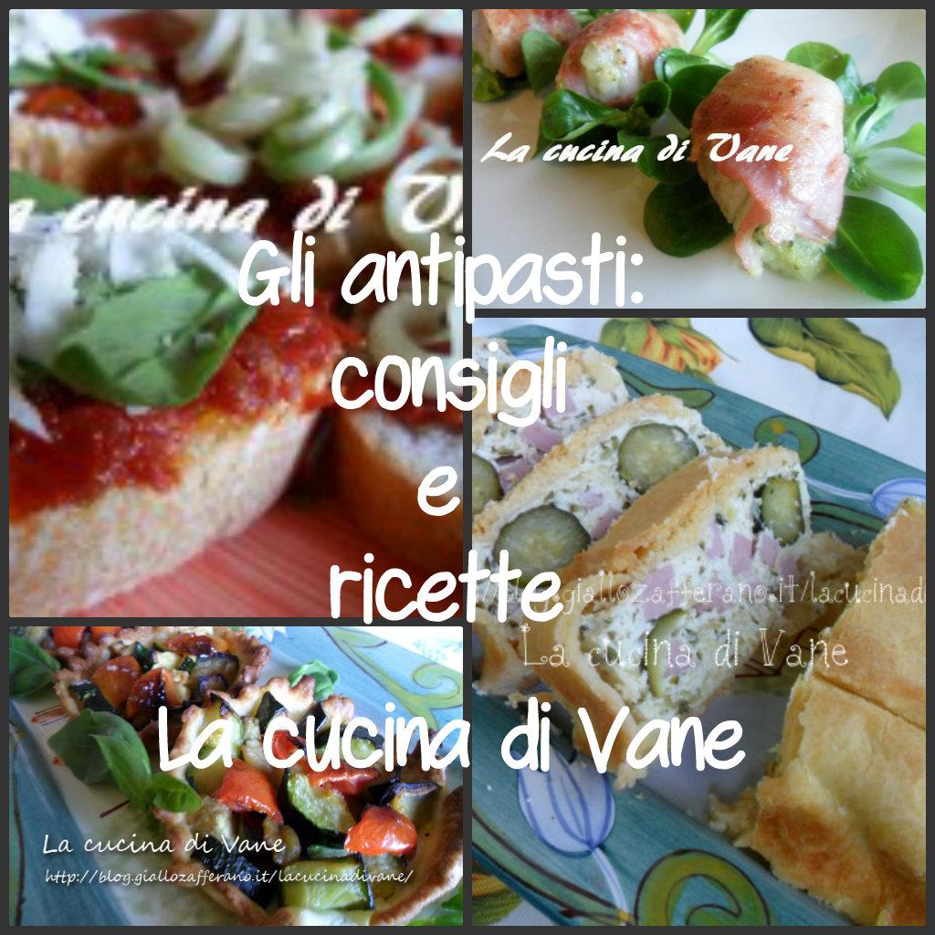 Rubrica scuola di cucina cucina ricette scuola blog for Ricette di cucina antipasti