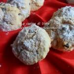 Biscotti alle mandorle con gocce di cioccolato