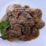 Filetto di carne alla bracconiera