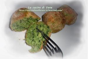 Ricetta polpette di pesce e spinaci al forno
