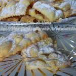 Ricetta chiacchiere | ricetta frappe | ricetta di carnevale