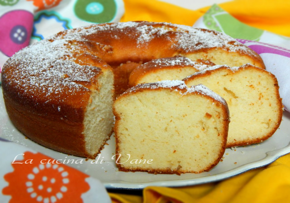 Torte Sofficissime Ricette.Ricette Per Torte Soffici E Golose