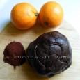 Pasta frolla al cacao e arancia ricetta