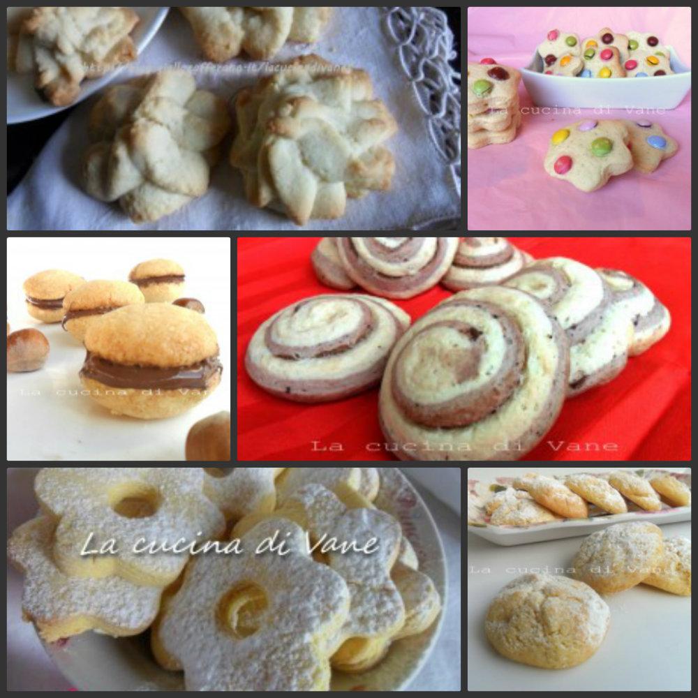 Ricette per biscotti fatti in casa - Faretti in casa ...