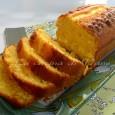 Plumcake all'arancia soffice e profumato