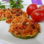 Zucchine al forno appetitose