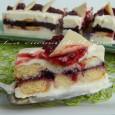 Semifreddo cioccolato bianco e frutti rossi