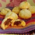 Biscotti morbidi cuor di nutella
