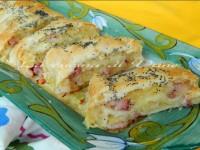 Rotolo patate e pancetta