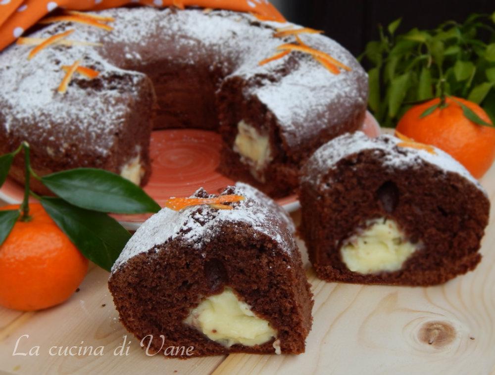 Torta al mandarino bimby ricetta