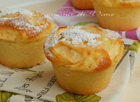 Muffin sofficissimi yogurt e mele
