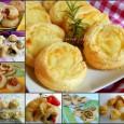 Raccolta ricette per aperitivo antipasto buffet