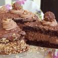 Torta Rocher ricetta golosa