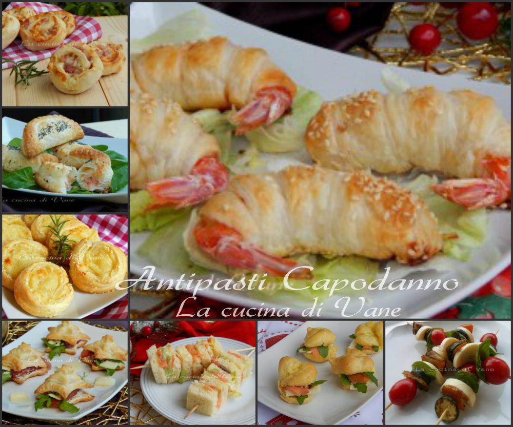 antipasti capodanno ricette