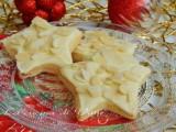 biscotti mandorle e cioccolato bianco