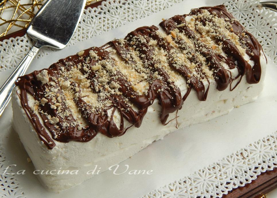 ... and cream semifreddo chocolate espresso semifreddo torrone semifreddo