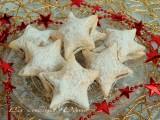 stelle di sfoglia e nutella dolce natale capodanno