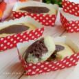 Mini Plumcake soffici panna e cacao