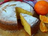 torta pan d'arancio.