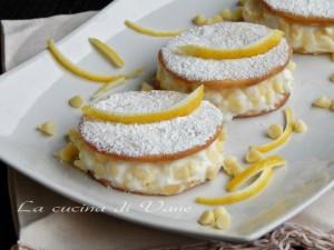 deliziose ricotta limone e cioccolato