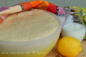 Pan brioche yogurt e limone ricetta base