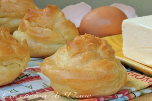 Pasta choux ricetta base per fare i bignè