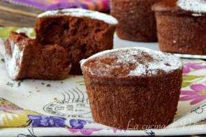Muffin senza forno