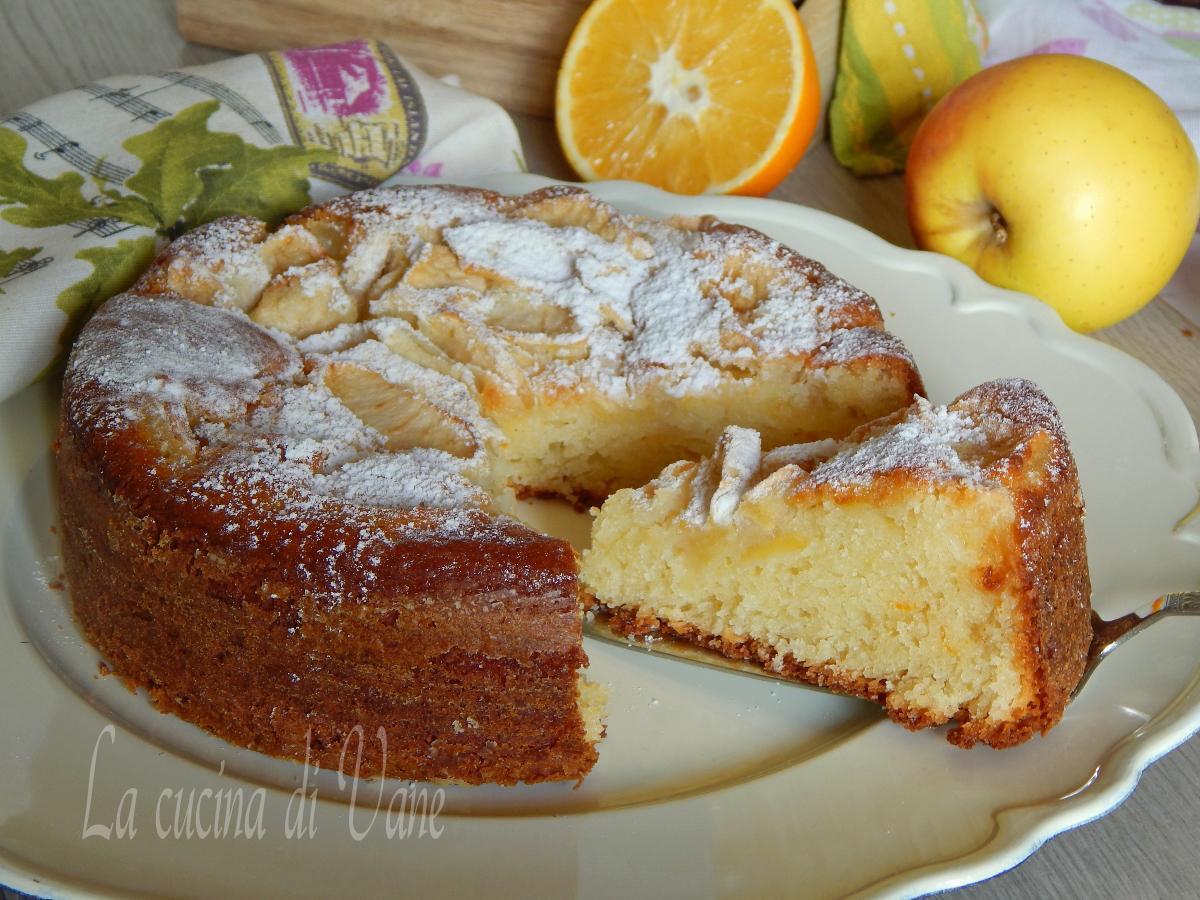 Ricette dolci con le mele senza uova
