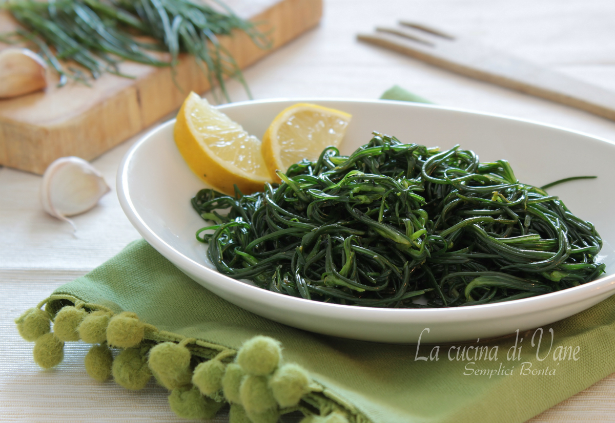 Agretti al limone come cucinare gli agretti ricetta facile for Cucinare gli agretti