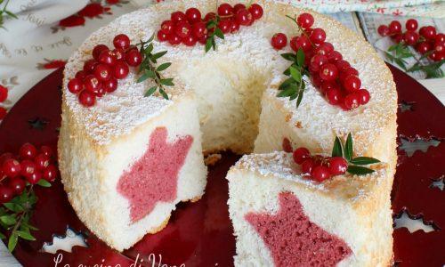 Angel cake di Natale
