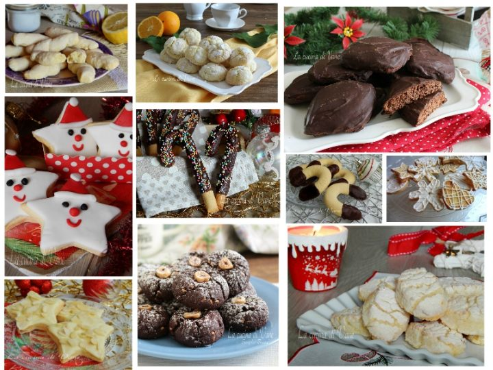 Le Migliori Ricette Di Natale.Biscotti Di Natale Le Migliori Ricette