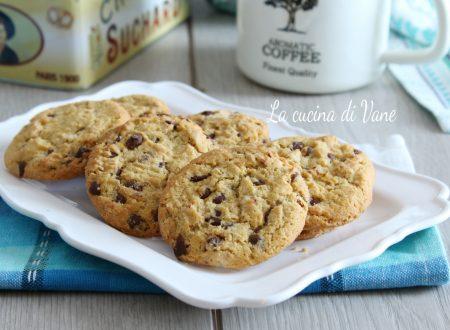 Biscotti Cookies ricetta con Bimby e senza