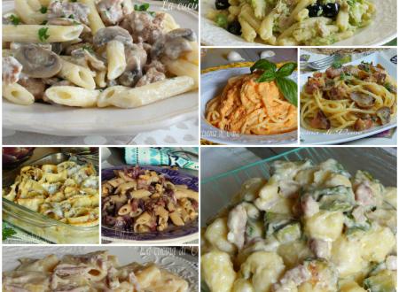 Primi piatti senza pomodoro