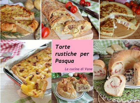 TORTE SALATE per PASQUA le MIGLIORI RICETTE